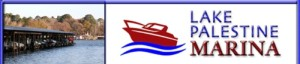 Lake Palestine Marina - Many of our member's boats are here.